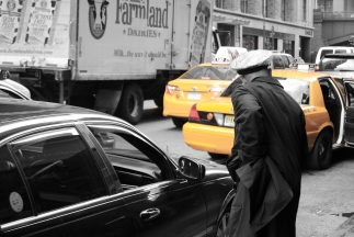 NYC taxis and valet parking
