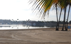 Our peaceful base camp: Marina del Rey
